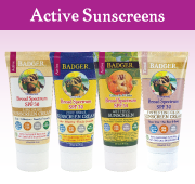 Active Sunscreens