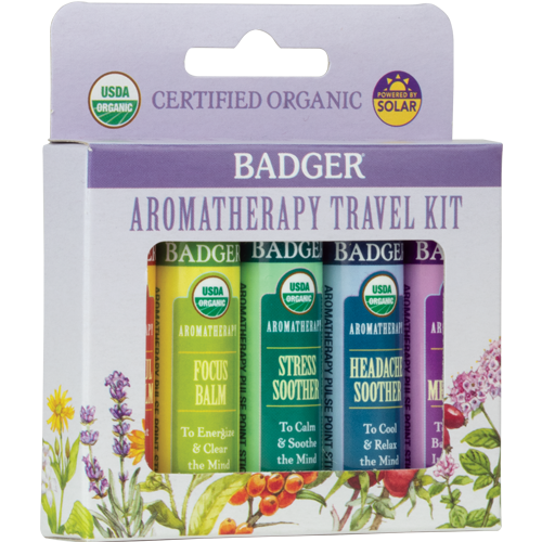 Aromatherapy Travel Kit