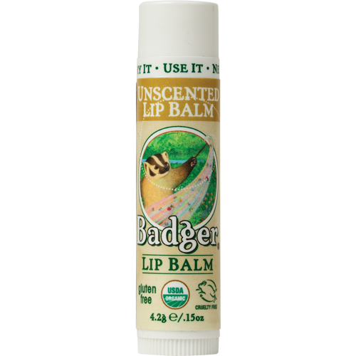 Unscented Classic Lip Balm