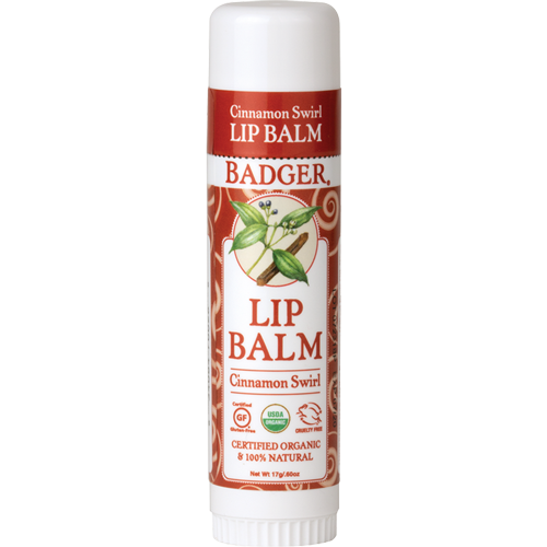 Cinnamon Swirl Holiday Jumbo Lip Balm