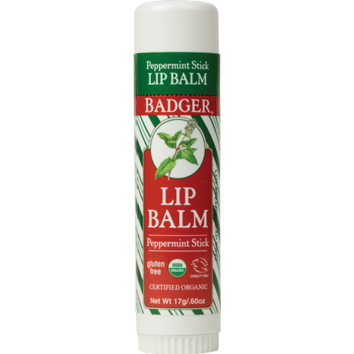 Peppermint Stick Holiday Jumbo Lip Balm