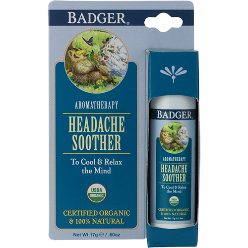 Headache Soother - Traditional Aromatherapy Relief