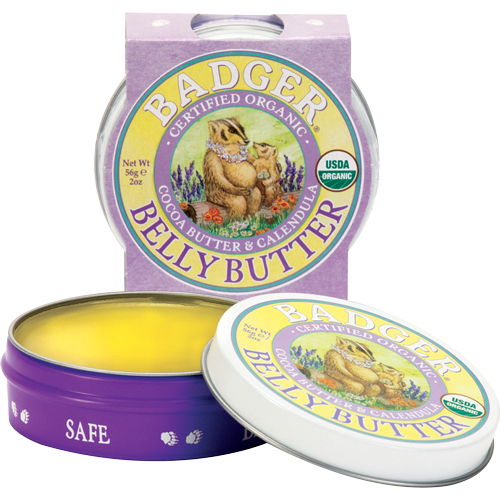 Natural Organic Pregnant Belly Butter