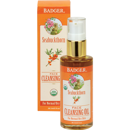 Organic Seabuckthorn Face Cleansing Oil