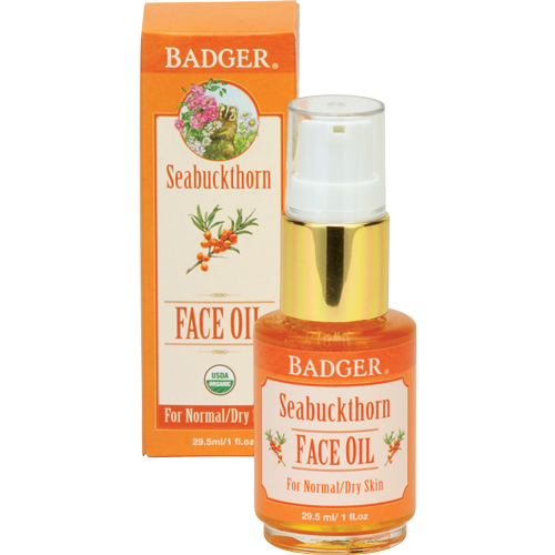 Organic Seabuckthorn Face Oil