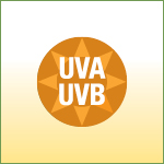 Broad Spectrum UVA Sunscreen Protection