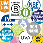 Sunscreen Claims & Certifications
